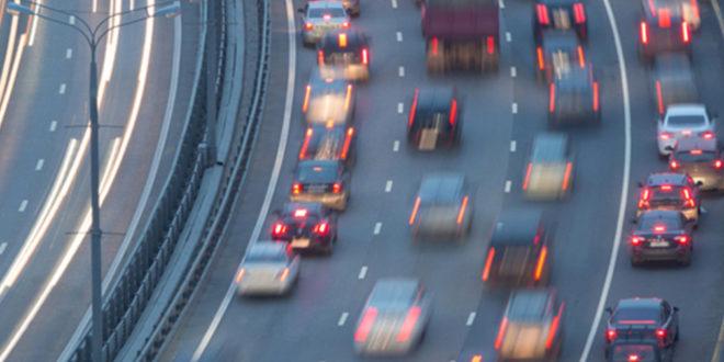 Wochenendprognose für den Verkehr
