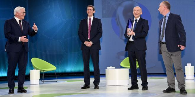 Zeiss und Trumpf erhalten den Deutschen Zukunftspreis 2020