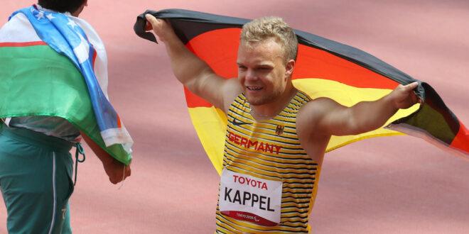 Zwei Paralympische Medaillen für Baden-Württemberg