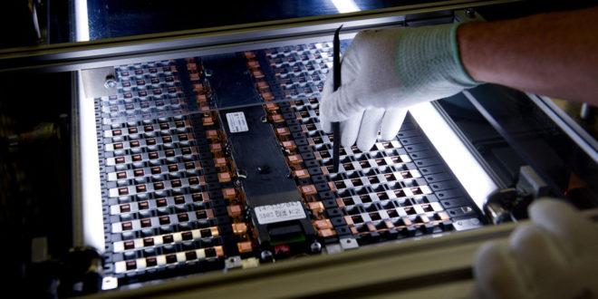 Zweites großes europäisches Projekt zur Herstellung von Batteriezellen
